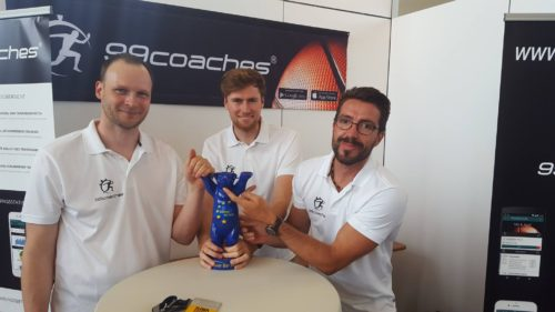 99coaches Team bei der B'BALL EXPO